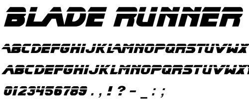 tipografia-blade-runner
