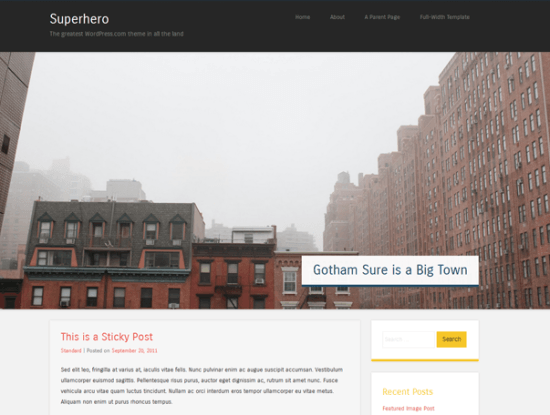 superhero-wordpress-gratis