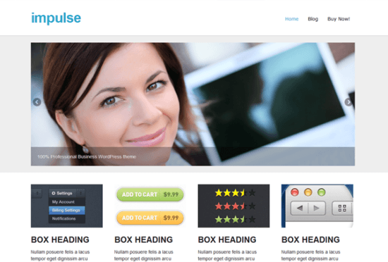 impulse-theme-wordpress