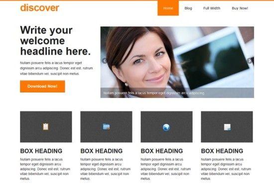 discover-theme-gratis