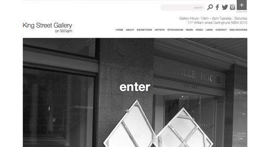 King-Street-Gallery-wordpress-theme-gris