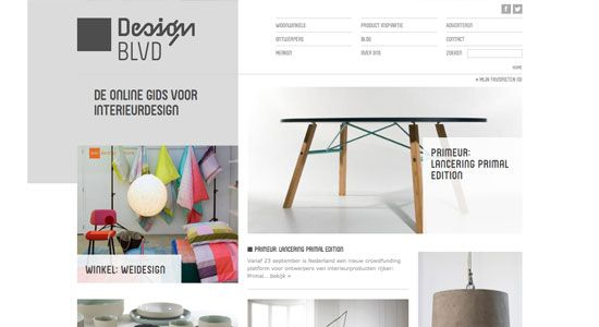 design-blvd-wordpress-theme-gris