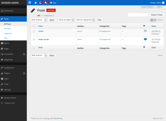 modern-admin-menu-wordpress