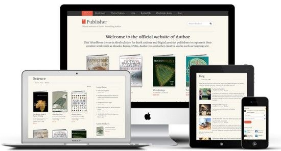 publisher-theme-wordpress-tienda-libros