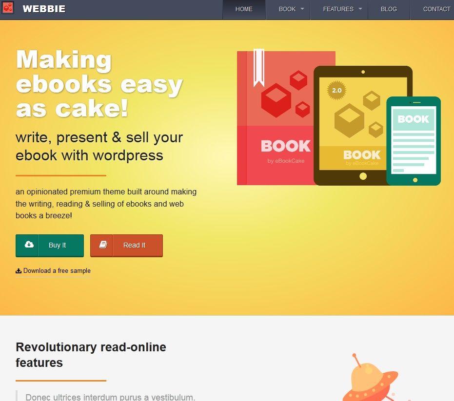 5 themes especiales para tiendas de libros