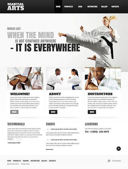 5 themes especiales para artes marciales