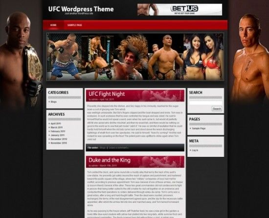 ufc-theme-artes-marciales