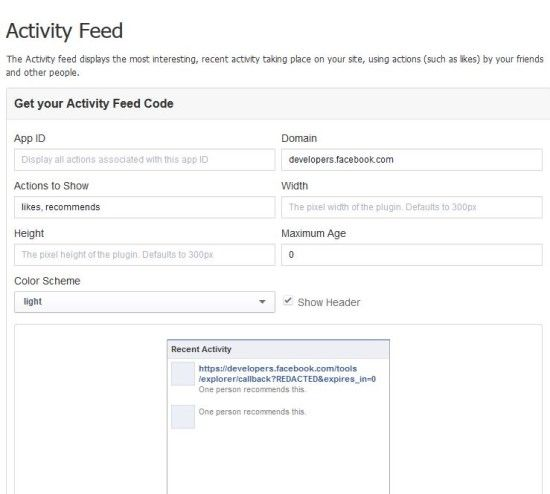 activity-feed-facebook
