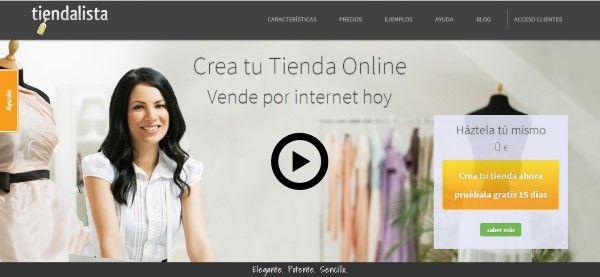 Crear una tienda online de forma fácil y sencilla