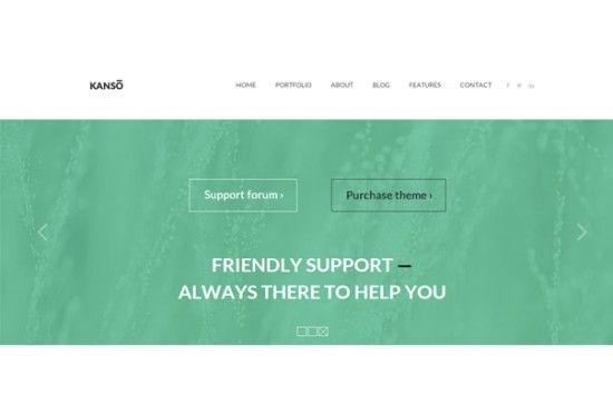 kanso-wordpress-theme