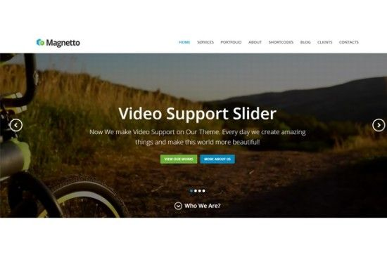 magnetto-wordpress-theme