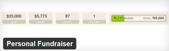 personal-fundraiser-wordpress-crowdfunding-plugin