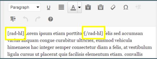 destacar-texto-con-rad