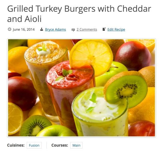 plugin-recetas-cocina-pantallazo