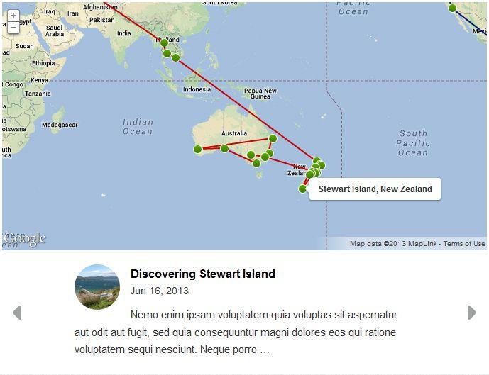 Cómo añadir mapas interactivos a WordPress