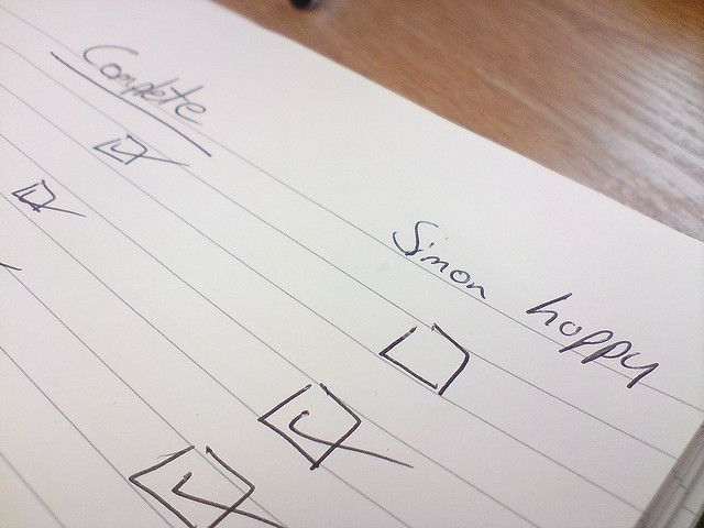 Auditoría SEO: Los 50 puntos que debes mirar y un bonito checklist para que los lleves a cabo