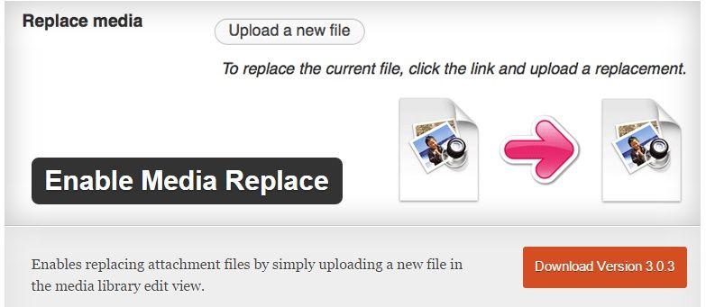 Cómo reemplazar imágenes en tu WordPress y ahorrarte un montón de tiempo