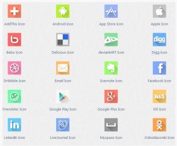 iconos-redes-sociales-flat-design