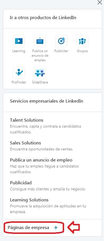 crear-pagina-empresa-linkedin-paso-1-barra-lateral