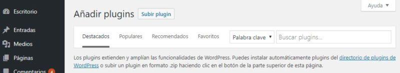 Cómo instalar un plugin de WordPress: La guía completa 2