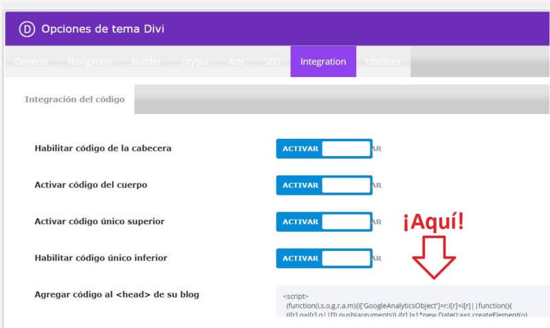 Cómo instalar Google Analytics en tu WordPress, con plugin o sin ellos 14