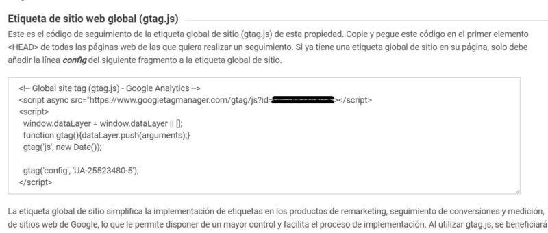 Cómo instalar Google Analytics en tu WordPress, con plugin o sin ellos 6