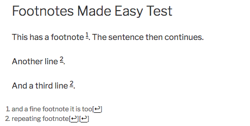 footnote-made-easy