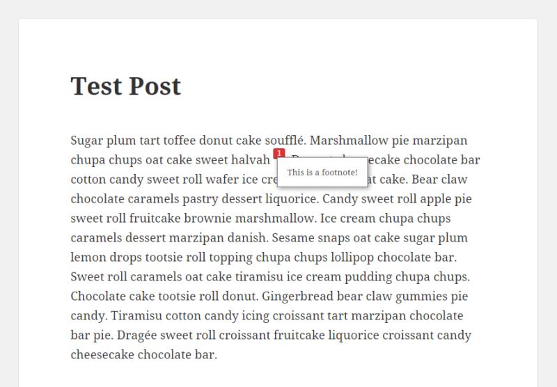 5 plugins para añadir notas de texto a tus post y páginas 1
