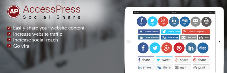 access-press-social-share-plugin-gratis