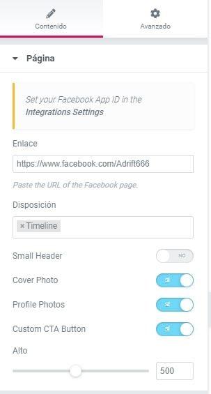 pagina-facebook-en-elementor